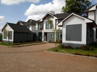 4 Bedrooms Townhouse For Sale In Kiambu Road